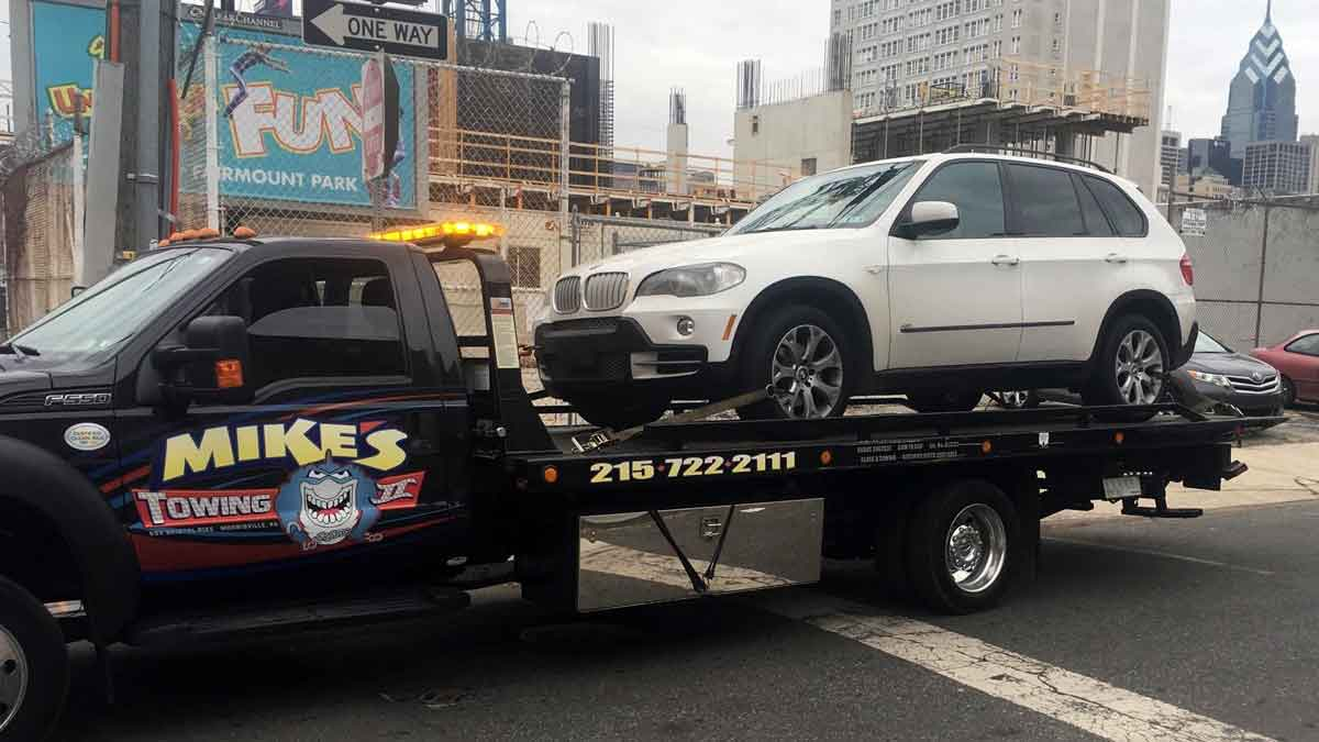 Trusted Towing Phila