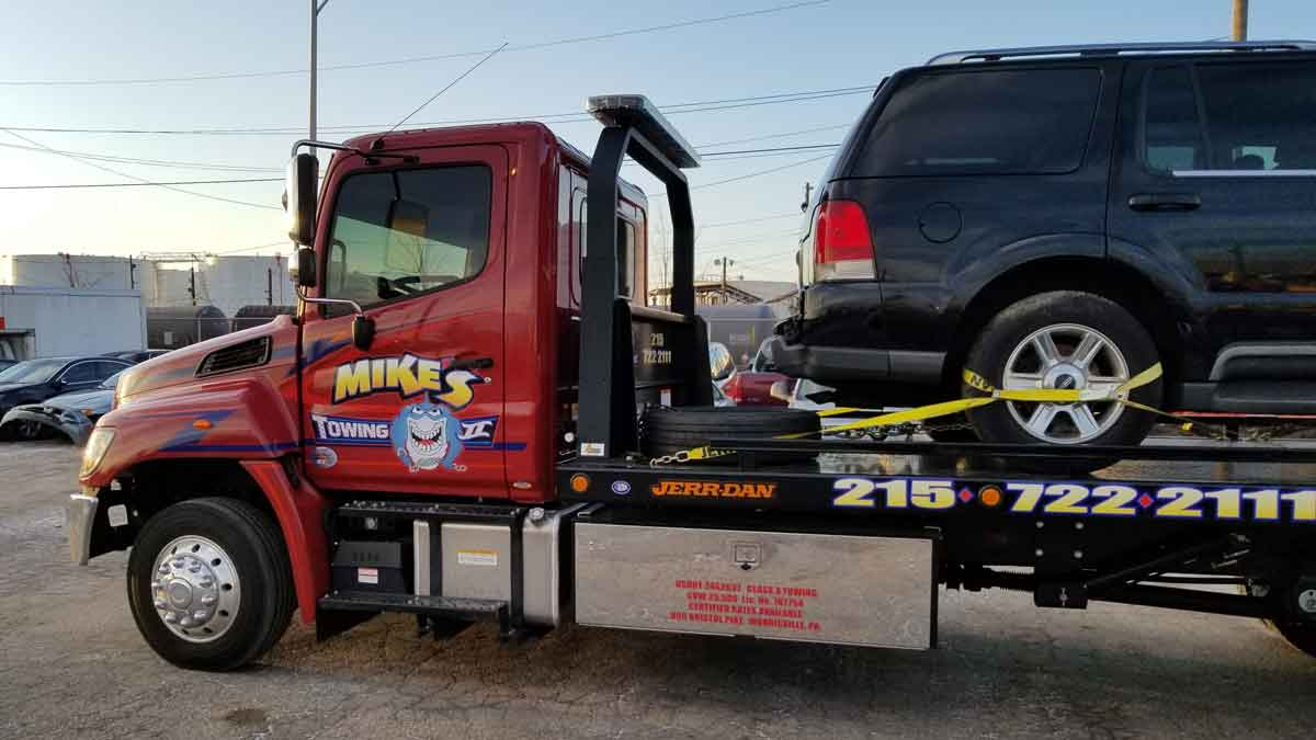 Cheap Towing Philadelphia
